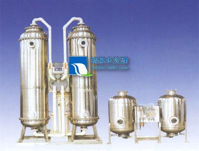 钠离子交换器设备