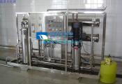 食品饮料行业纯水设备-反渗透纯水设备-昆明纯水设备公司