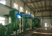 水处理除盐设备(脱盐水设备)-工业除盐设备(脱盐水设备)方案设计