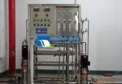 GMP版药典0.5T/H纯化水设备 药厂纯化水设备