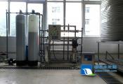 昆明反渗透纯水设备在饮用水中的应用-威信云投粤电扎西能源有限公司