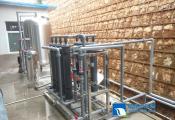 昆明超滤净水设备在豆制品加工中的应用-石屏县北门豆腐厂