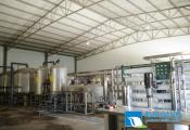反渗透纯水设备在羊奶加工中应用-设计反渗透纯水设备云南养羊啦乳业有限公司