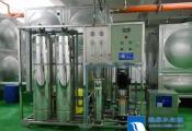 饮用纯水设备-纯水设备工艺-香格里拉人防工程纯水设备